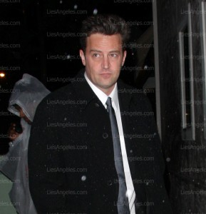 matthew perry maked