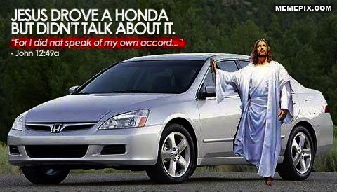 Did Jesus Really Drive A Honda Accord??? - LiesAngelesLiesAngeles Zac Efron